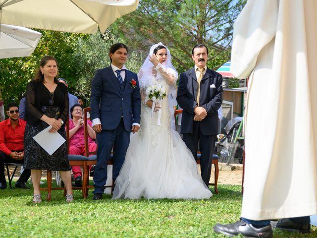 La boda de Alberto y Izaskun en Orkoien, Navarra 6