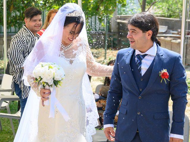 La boda de Alberto y Izaskun en Orkoien, Navarra 8