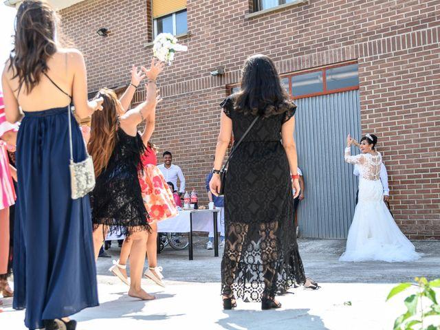 La boda de Alberto y Izaskun en Orkoien, Navarra 1