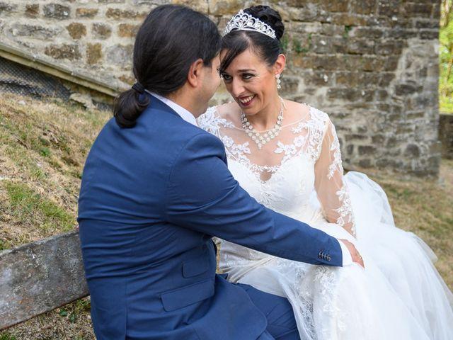 La boda de Izaskun y Alberto