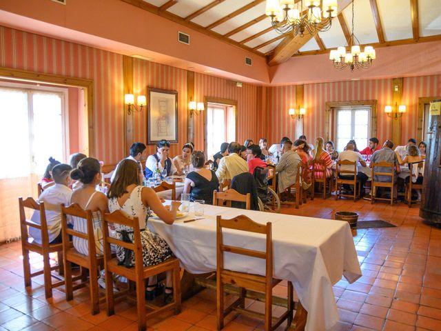 La boda de Alberto y Izaskun en Orkoien, Navarra 11