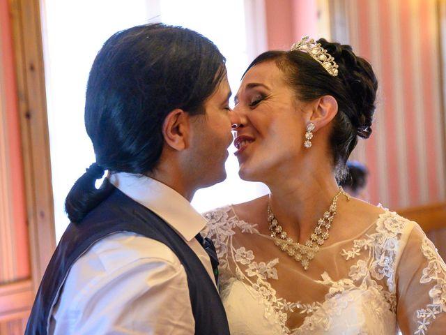La boda de Alberto y Izaskun en Orkoien, Navarra 12