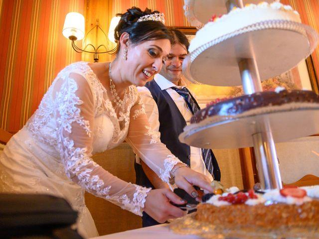 La boda de Alberto y Izaskun en Orkoien, Navarra 13