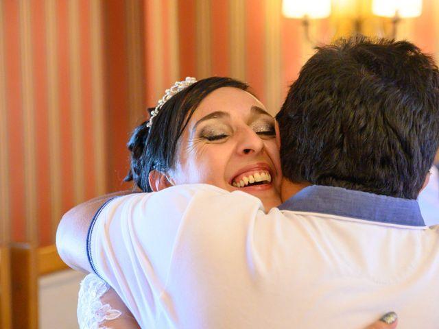 La boda de Alberto y Izaskun en Orkoien, Navarra 15
