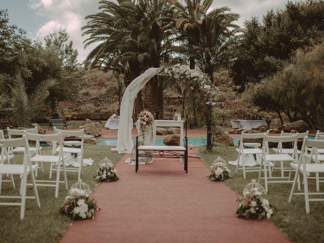 La boda de Fernando y Tamara en Galdar, Las Palmas 28