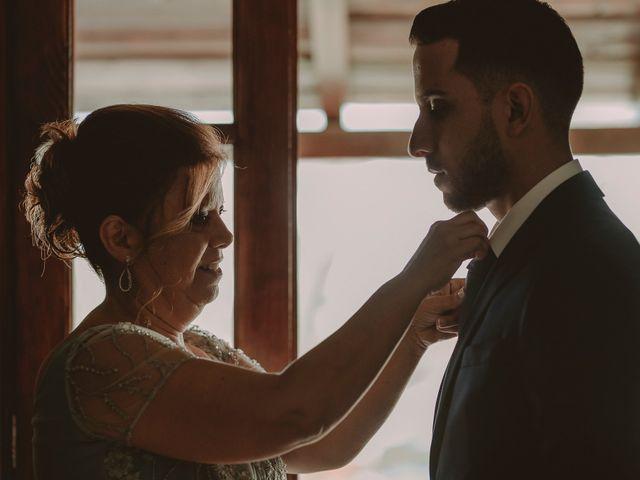 La boda de Fernando y Tamara en Galdar, Las Palmas 37