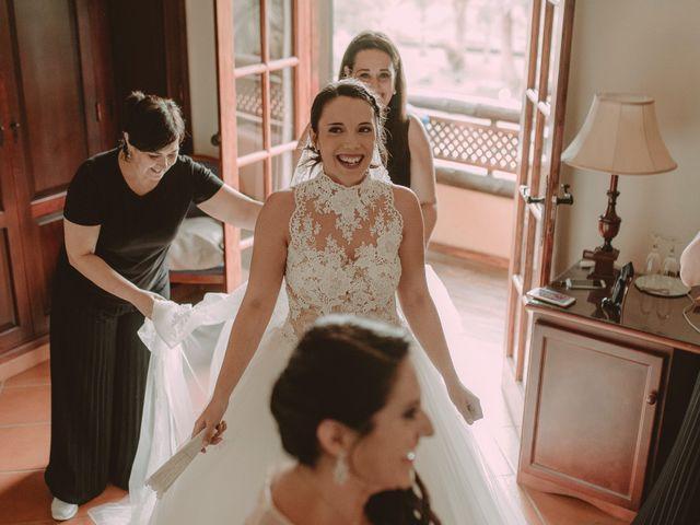 La boda de Fernando y Tamara en Galdar, Las Palmas 57