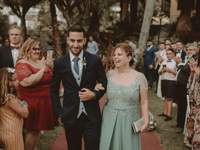 La boda de Fernando y Tamara en Galdar, Las Palmas 61