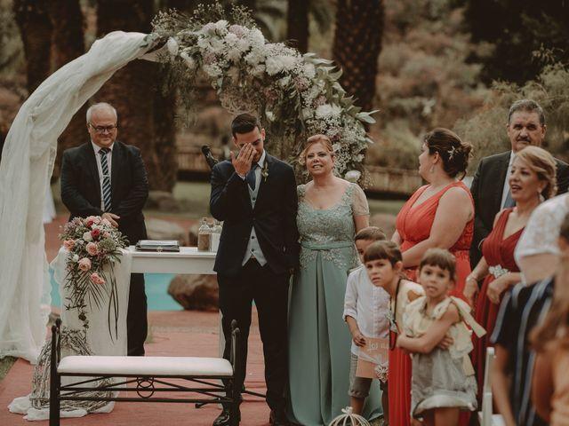 La boda de Fernando y Tamara en Galdar, Las Palmas 62
