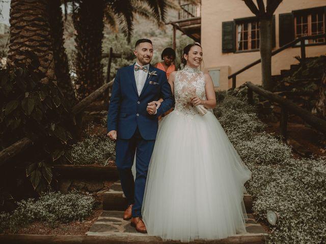 La boda de Fernando y Tamara en Galdar, Las Palmas 63
