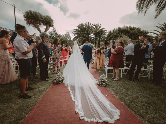La boda de Fernando y Tamara en Galdar, Las Palmas 64