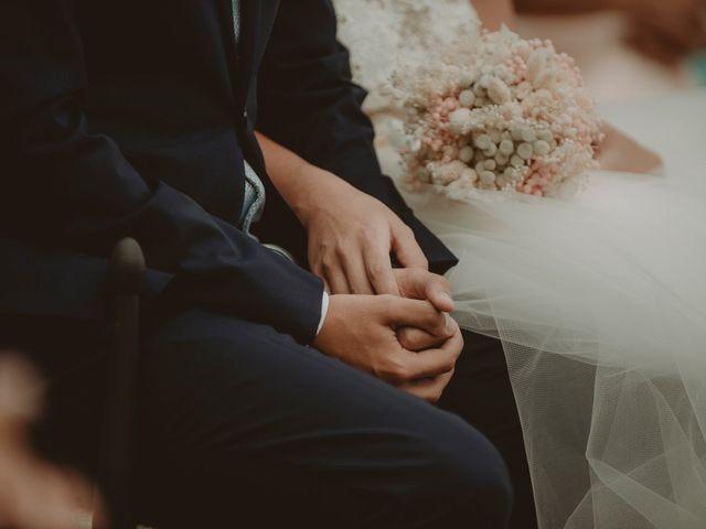 La boda de Fernando y Tamara en Galdar, Las Palmas 67