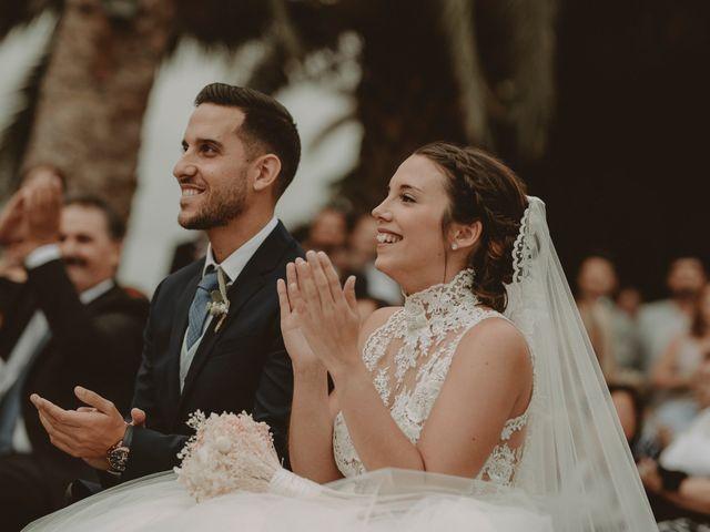 La boda de Fernando y Tamara en Galdar, Las Palmas 68