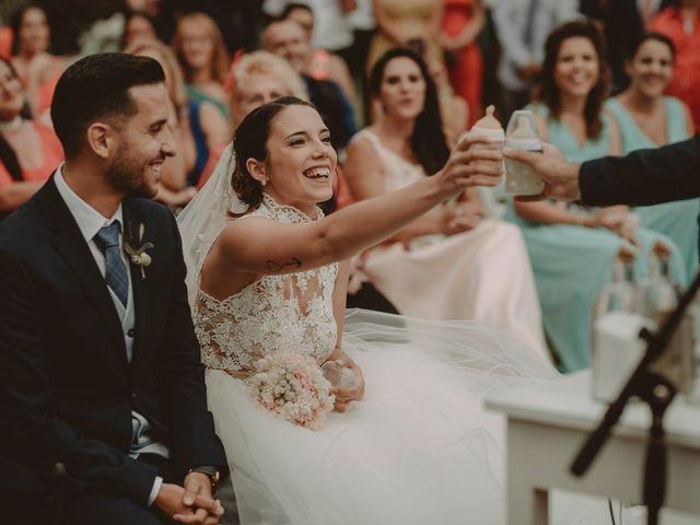 La boda de Fernando y Tamara en Galdar, Las Palmas 69