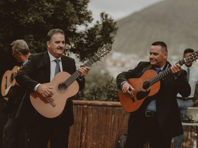 La boda de Fernando y Tamara en Galdar, Las Palmas 73