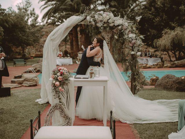 La boda de Fernando y Tamara en Galdar, Las Palmas 78