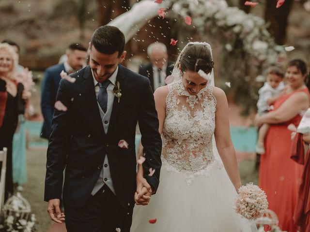 La boda de Fernando y Tamara en Galdar, Las Palmas 79