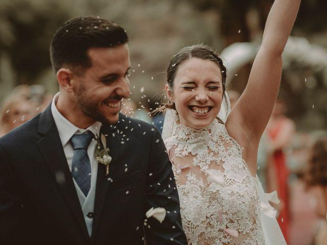 La boda de Fernando y Tamara en Galdar, Las Palmas 81