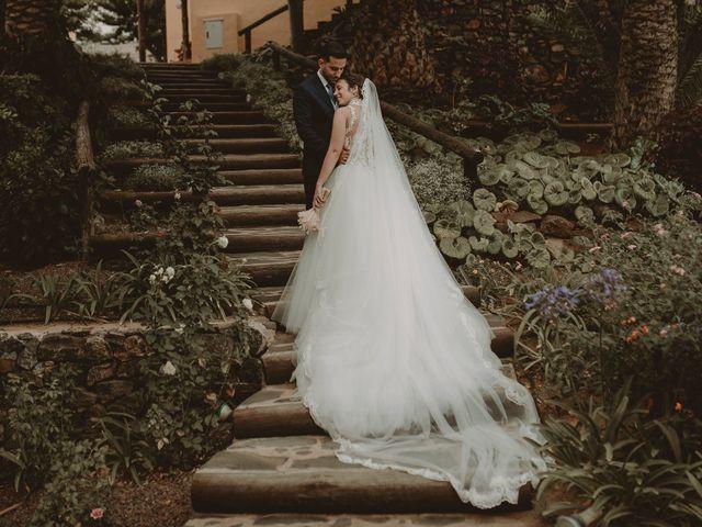 La boda de Fernando y Tamara en Galdar, Las Palmas 83