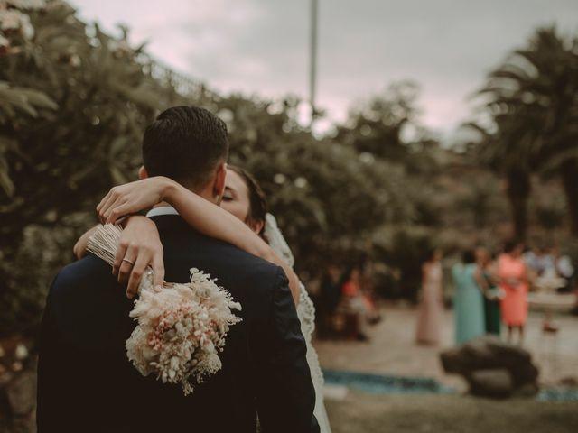 La boda de Fernando y Tamara en Galdar, Las Palmas 86