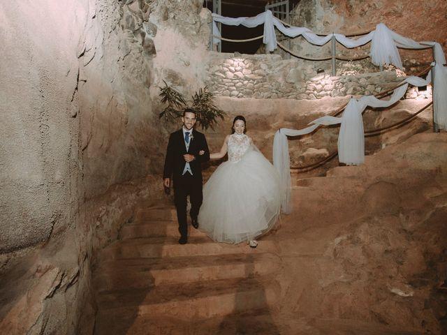 La boda de Fernando y Tamara en Galdar, Las Palmas 91