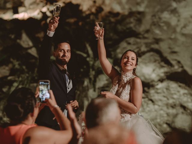 La boda de Fernando y Tamara en Galdar, Las Palmas 94