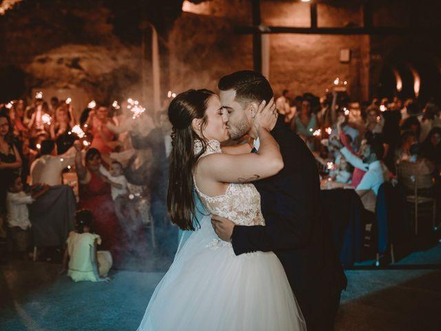La boda de Fernando y Tamara en Galdar, Las Palmas 96
