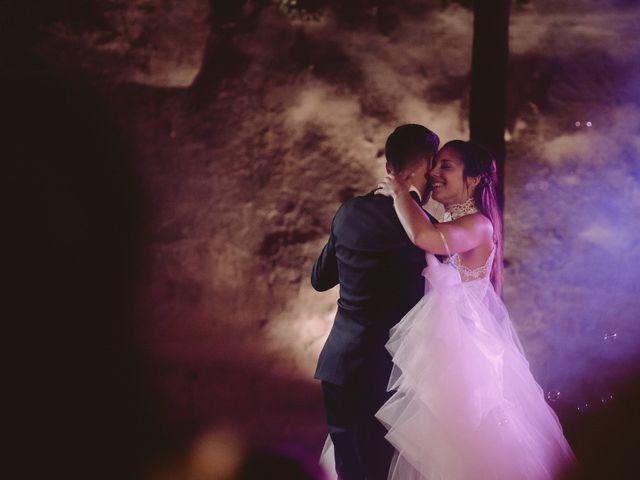 La boda de Fernando y Tamara en Galdar, Las Palmas 99
