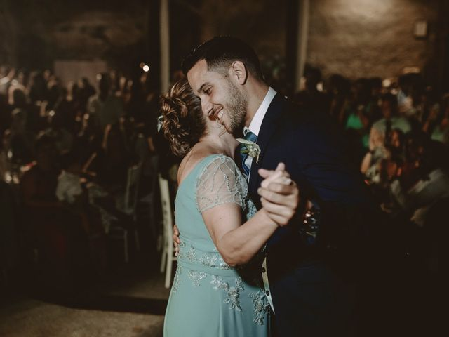 La boda de Fernando y Tamara en Galdar, Las Palmas 101