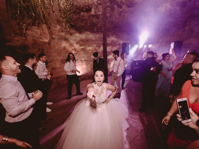 La boda de Fernando y Tamara en Galdar, Las Palmas 107