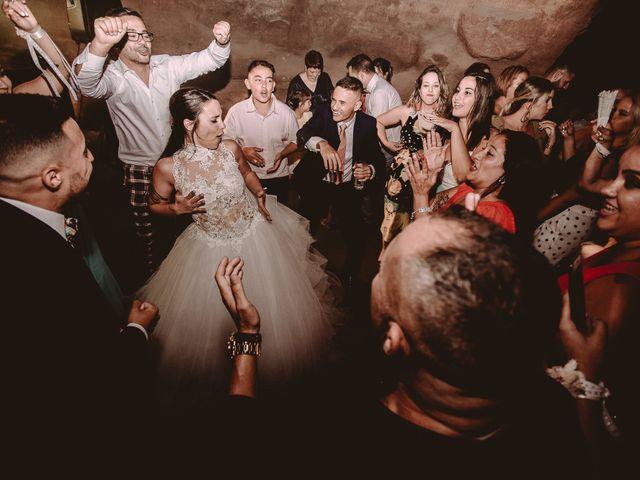 La boda de Fernando y Tamara en Galdar, Las Palmas 110