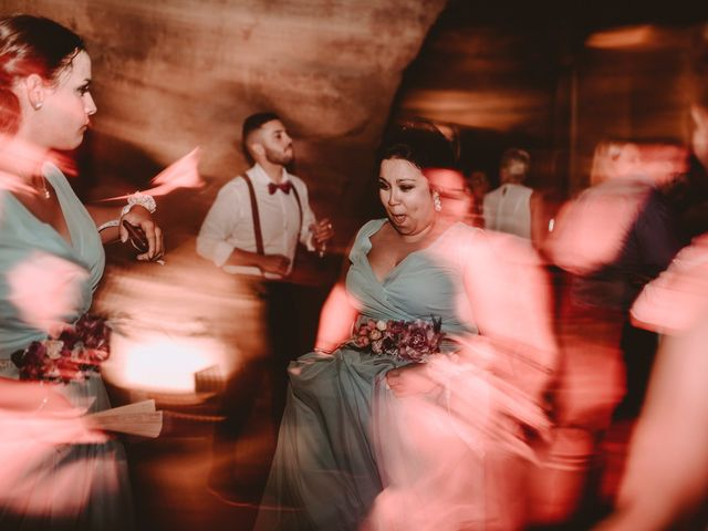 La boda de Fernando y Tamara en Galdar, Las Palmas 121