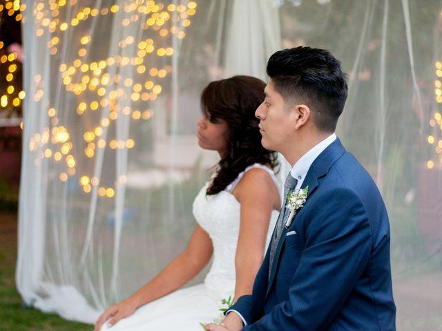 La boda de Karibel y Miguel