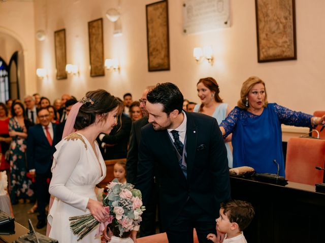 La boda de Jesus y Ana en Utrera, Sevilla 50