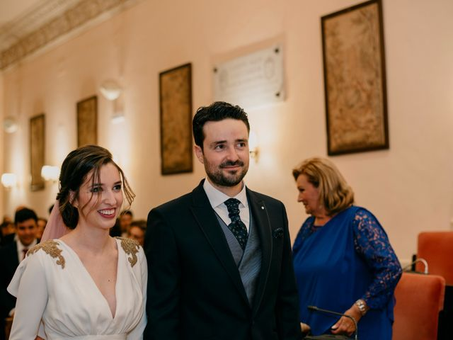 La boda de Jesus y Ana en Utrera, Sevilla 54