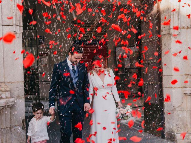 La boda de Jesus y Ana en Utrera, Sevilla 67