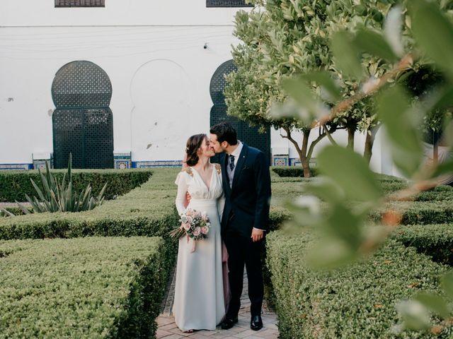 La boda de Jesus y Ana en Utrera, Sevilla 1