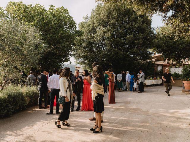 La boda de Raül y Marina en Tagamanent, Barcelona 35