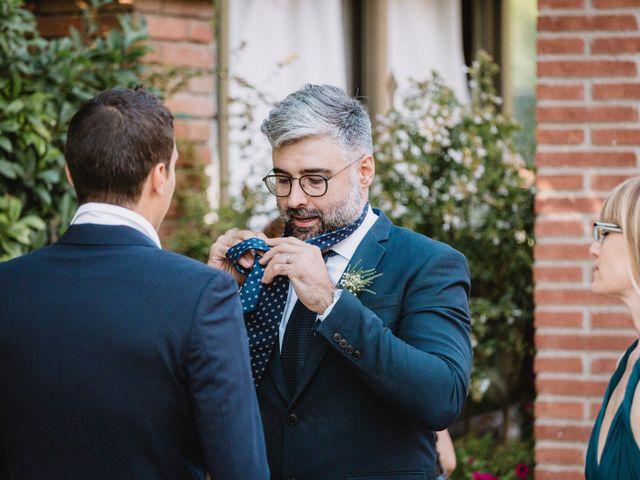 La boda de Raül y Marina en Tagamanent, Barcelona 38