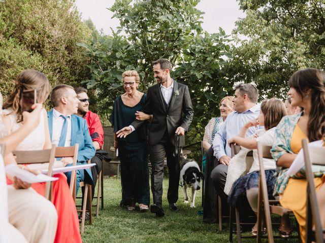 La boda de Raül y Marina en Tagamanent, Barcelona 41