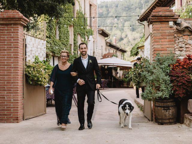 La boda de Raül y Marina en Tagamanent, Barcelona 42