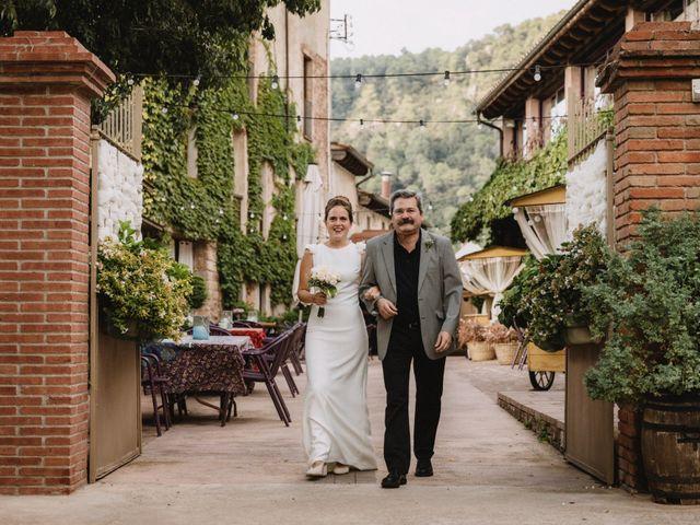La boda de Raül y Marina en Tagamanent, Barcelona 48