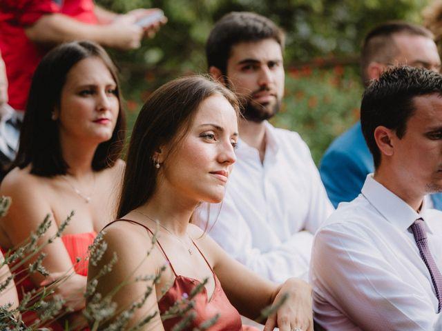 La boda de Raül y Marina en Tagamanent, Barcelona 54
