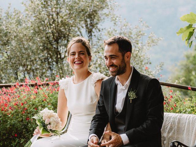 La boda de Raül y Marina en Tagamanent, Barcelona 55
