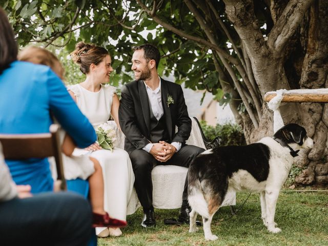 La boda de Raül y Marina en Tagamanent, Barcelona 59