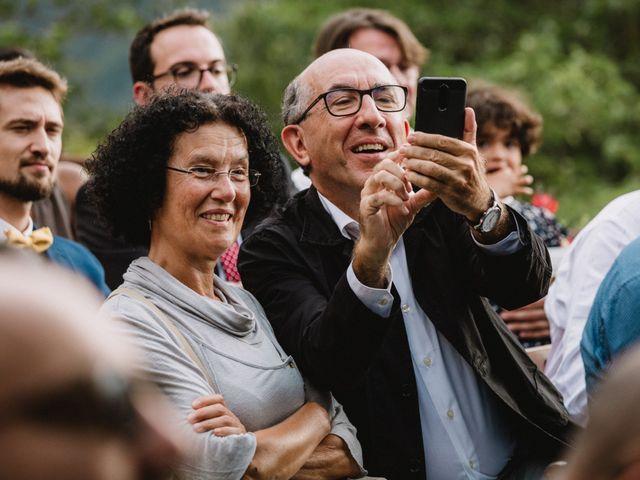 La boda de Raül y Marina en Tagamanent, Barcelona 61