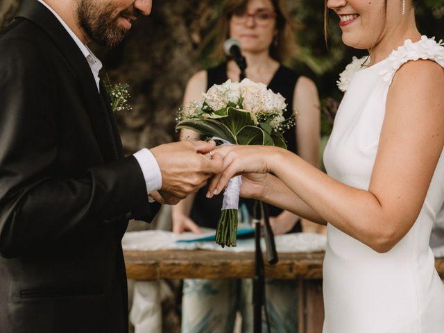 La boda de Raül y Marina en Tagamanent, Barcelona 71