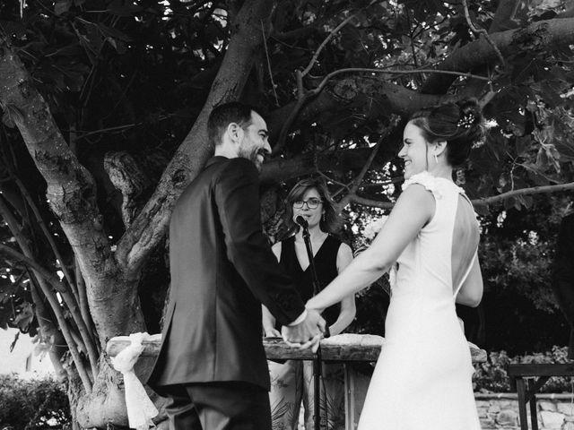 La boda de Raül y Marina en Tagamanent, Barcelona 73