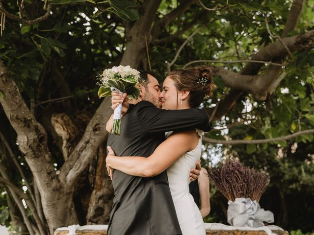 La boda de Raül y Marina en Tagamanent, Barcelona 74