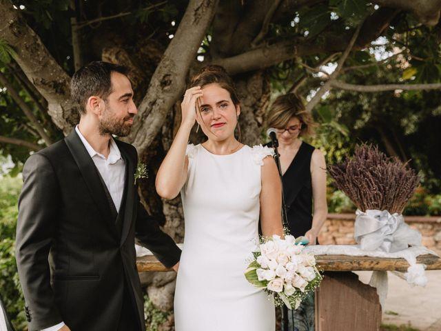 La boda de Raül y Marina en Tagamanent, Barcelona 78